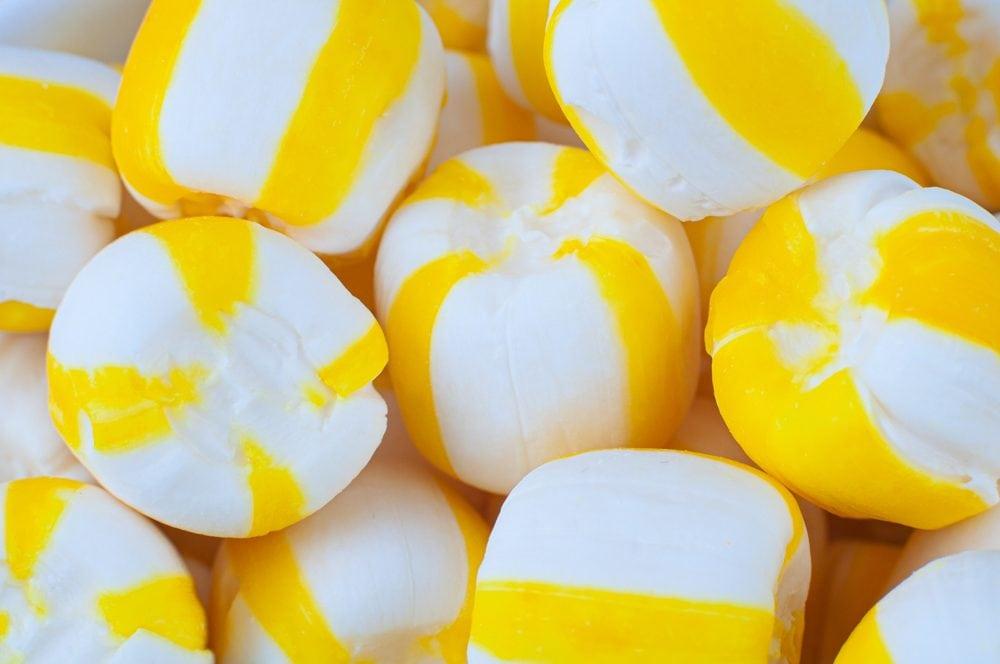 Soft Lemon 160ct Tub