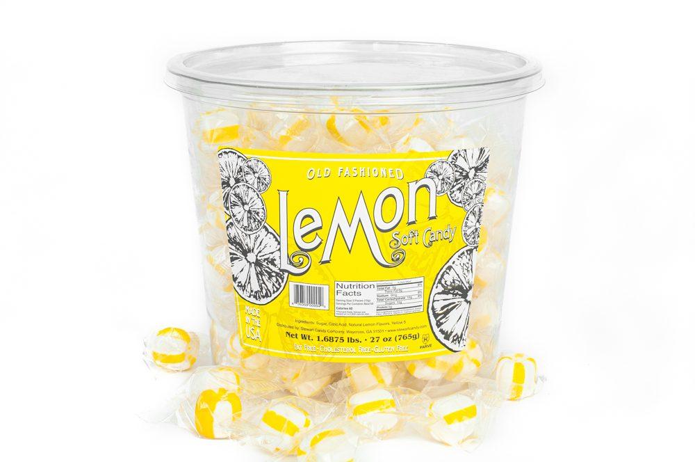 Soft Lemon 160ct Tub 4