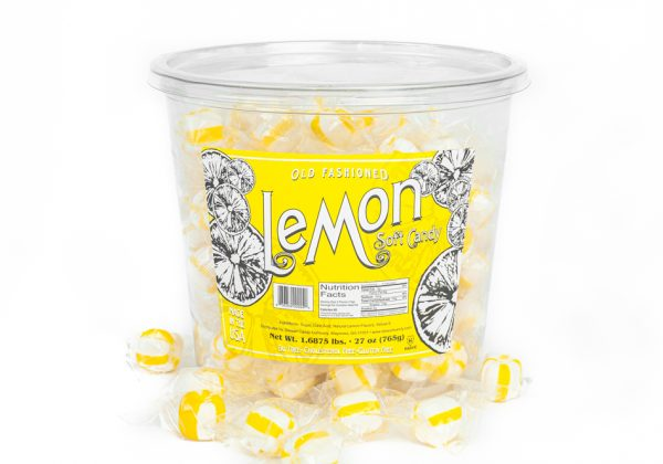 Soft Lemon 160ct Tub 4