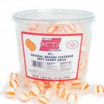 Soft Orange 160ct Tub 3