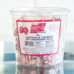 Soft Strawberry 160ct Tub 3
