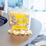 Soft Lemon 160ct Tub 2