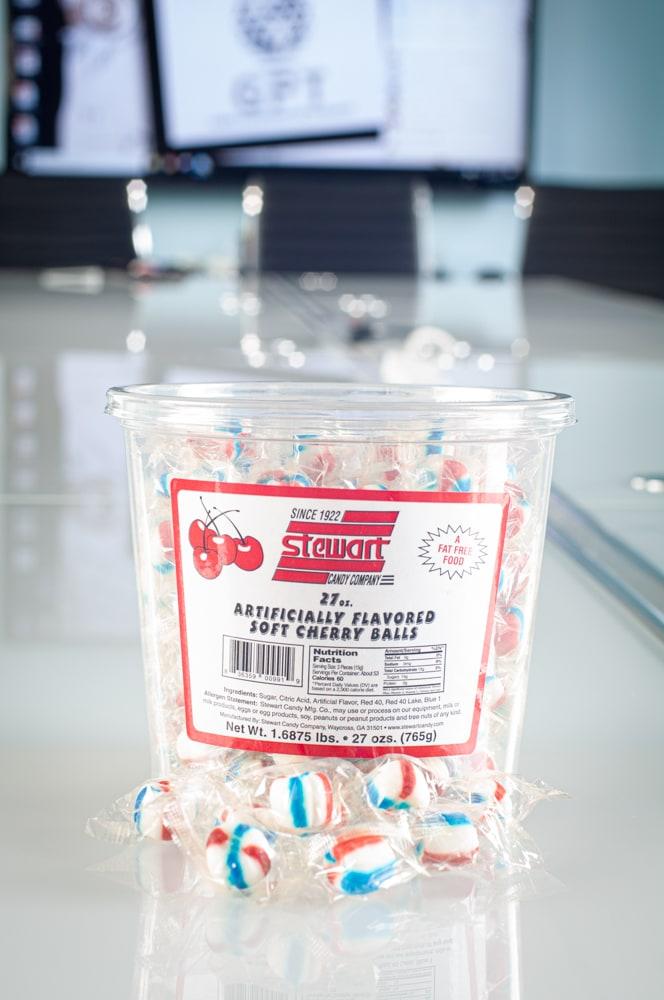 Soft Cherry 160ct Tub