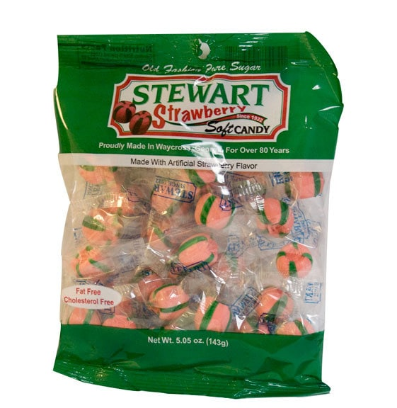 Soft Strawberry 12/5oz Bags
