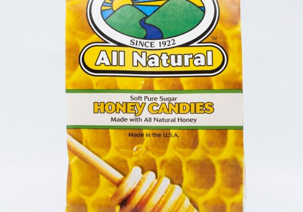 All Natural Soft Honey 12/8oz Bags 1