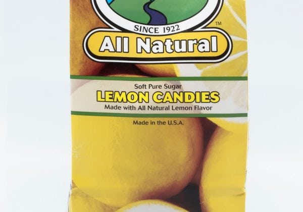 All Natural Soft Lemon 12/8oz Bags 1