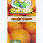 All Natural Soft Orange 12/8oz Bags 1
