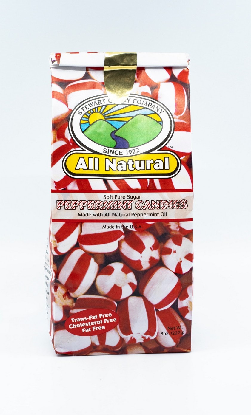 All Natural Soft Orange 12/8oz Bags