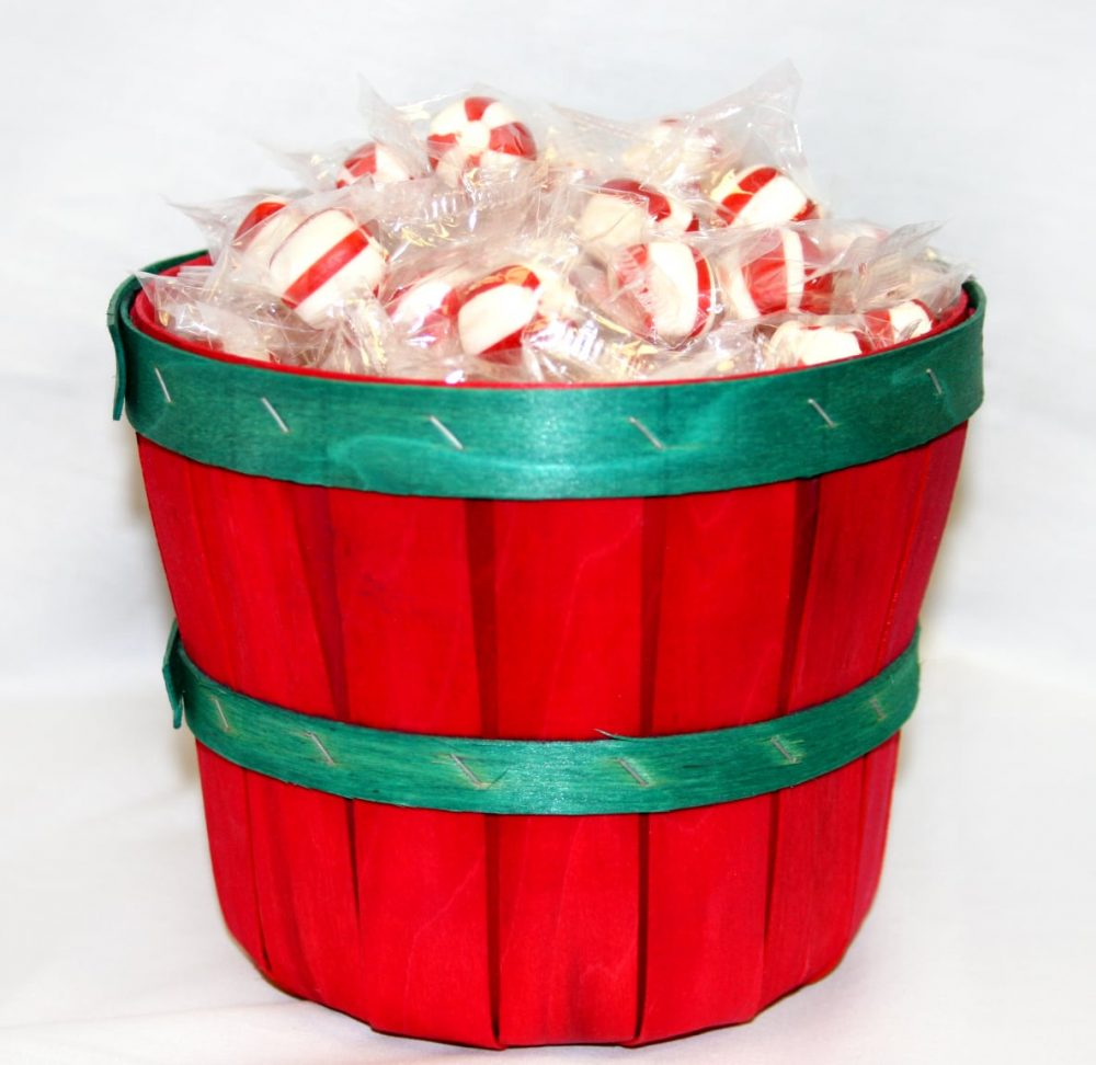 Soft Peppermint Gift Basket