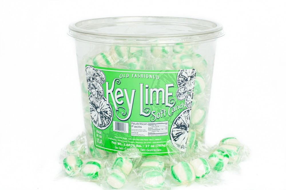 Key Lime 160ct Tub 5