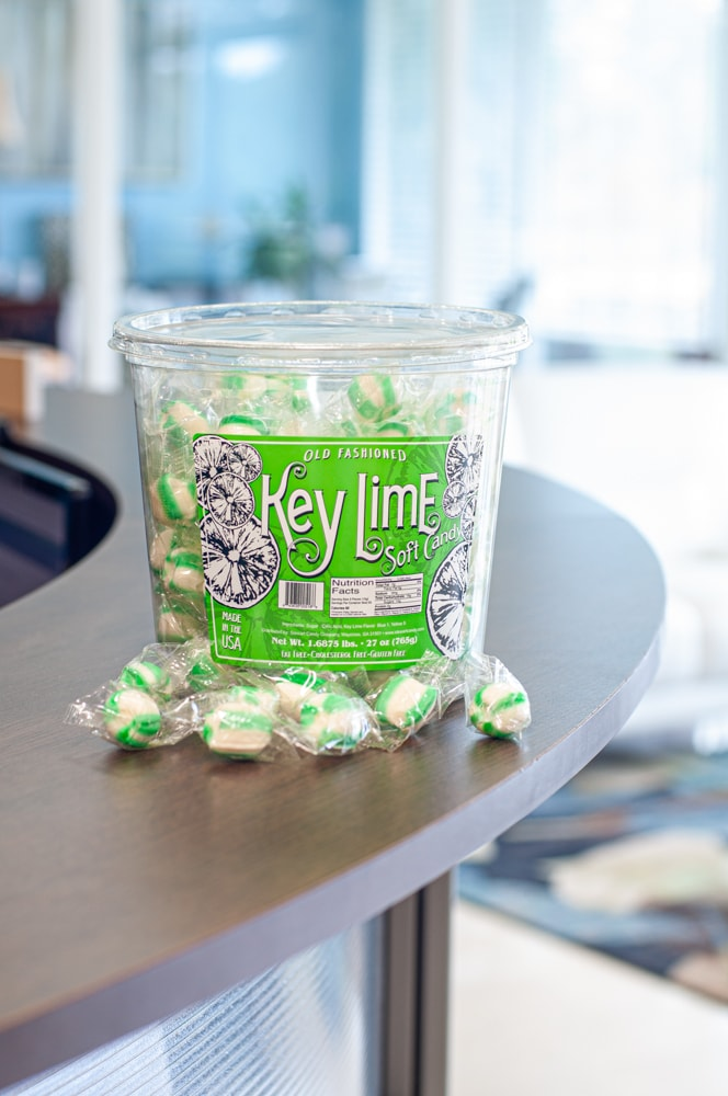Key Lime 160ct Tub 3