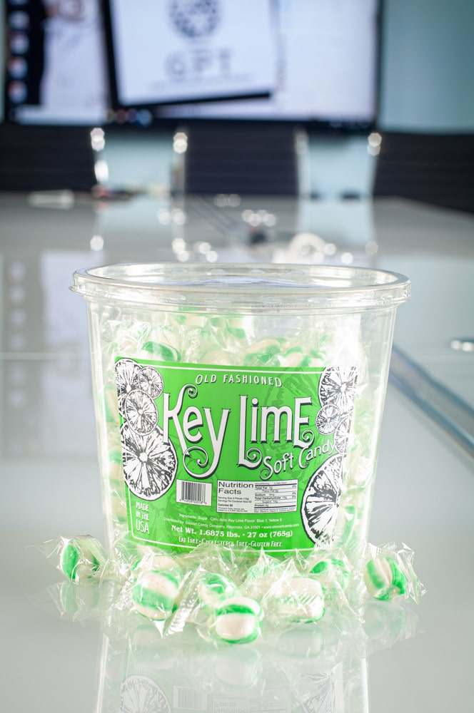 Key Lime 160ct Tub 2